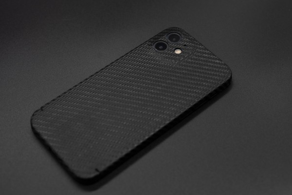 Carbon Cover iPhone 12