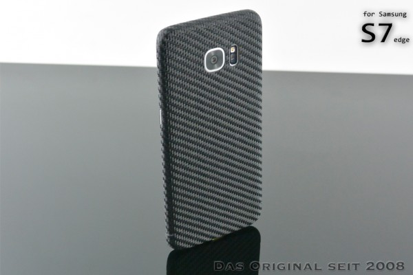 Carbon Cover Samsung S7 edge