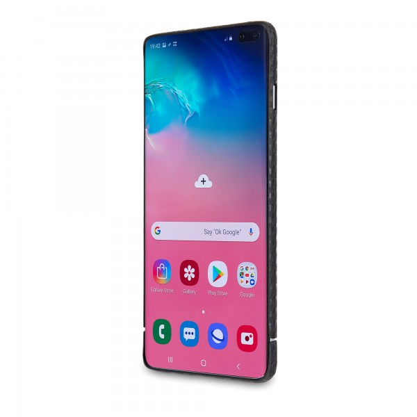 Magnetic Carbon Cover Samsung S10