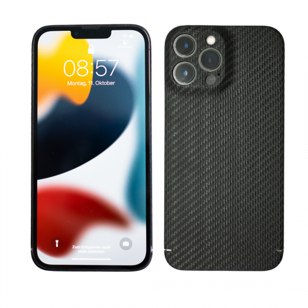Carbon Cover iPhone 13 Pro Max