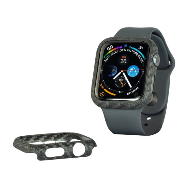 Carbon Cover Apple Watch 3 42 mm