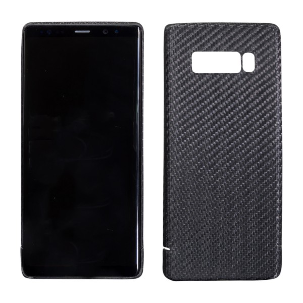 Magnetic Carbon Cover Samsung Galaxy Note 8