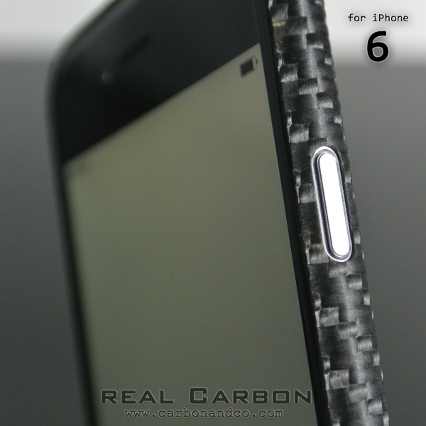 Carbon Cover iPhone 6