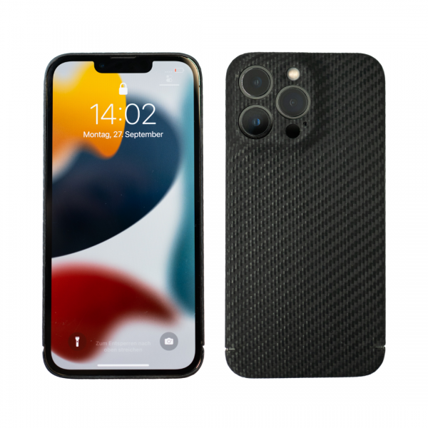Carbon Cover iPhone 13 Pro