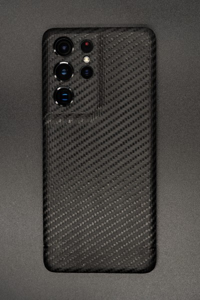 Carbon Cover Samsung Galaxy S21 Ultra