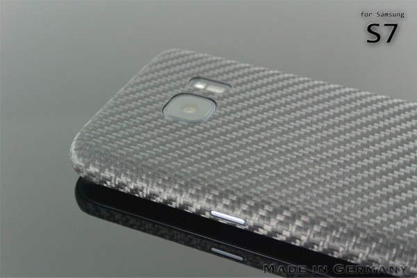 Carbon Cover Samsung S6 edge