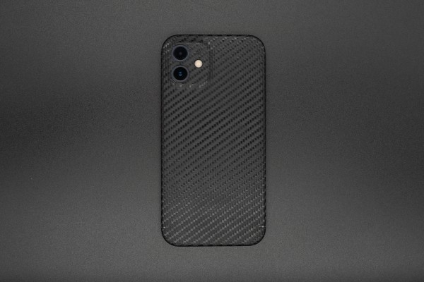 Magnetic Carbon Cover iPhone 12 Mini